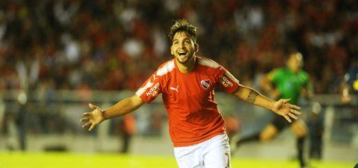 #CopaSudamericana: Independiente, con el misionero Martín Benítez, abre la serie de cuartos de final en su cancha