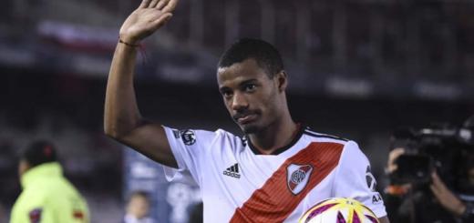 Problemas para River: De La Cruz, con riesgo de ser detenido en Paraguay en la previa del partido con Cerro Porteño