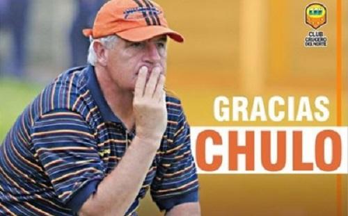 Falleció el ex DT de Crucero del Norte, Héctor «Chulo» Rivoira