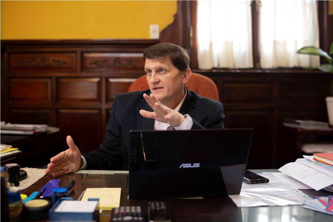 Safrán advirtió que por la quita del IVA y la baja en Ganancias los municipios recibirán menos coparticipación