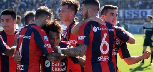 Superliga: San Lorenzo venció 1-0 a Gimnasia como visitante