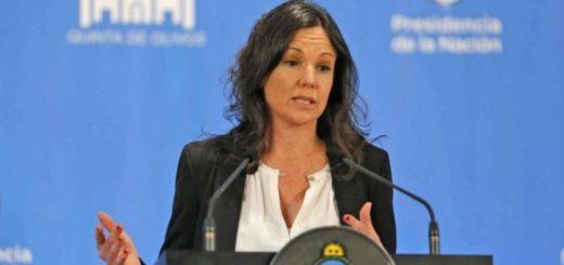 """Tras los anuncios de Macri la ministra Carolina Stanley aseguró que """"no va a haber aumento de tarifas ni de combustible"""""""