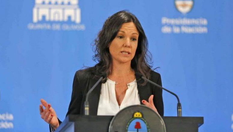 Tras los anuncios de Macri la ministra Carolina Stanley aseguró que «no va a haber aumento de tarifas ni de combustible»