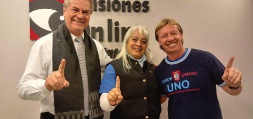 Todos Somos Uno, la otra lista que va por la conducción del club Capri en las elecciones del domingo