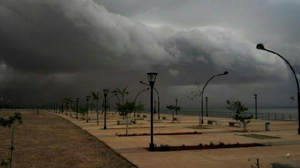 Pronostican para el sábado la llegada de la tormenta de Santa Rosa a Misiones