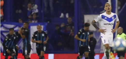 Superliga: Racing y  Vélez empataron  en Liniers