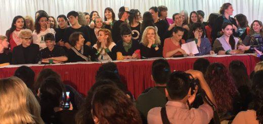 Actrices Argentinas acompañó la denuncia por acoso sexual y maltrato contra el exdirector del Centro Cultural San Martín