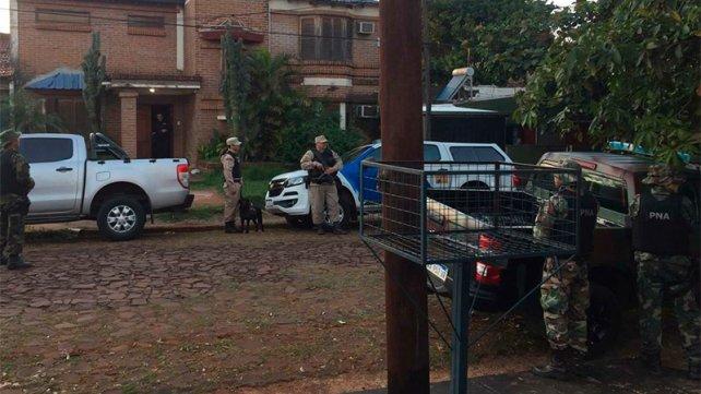 Sospechan que un misionero condenado por narcotráfico comandaba una banda desde la cárcel de Entre Ríos