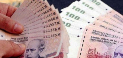 El Gobierno Provincial paga hoy los haberes de la Administración Pública