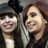 Florencia Kirchner publicó una foto junto a su hija Helena