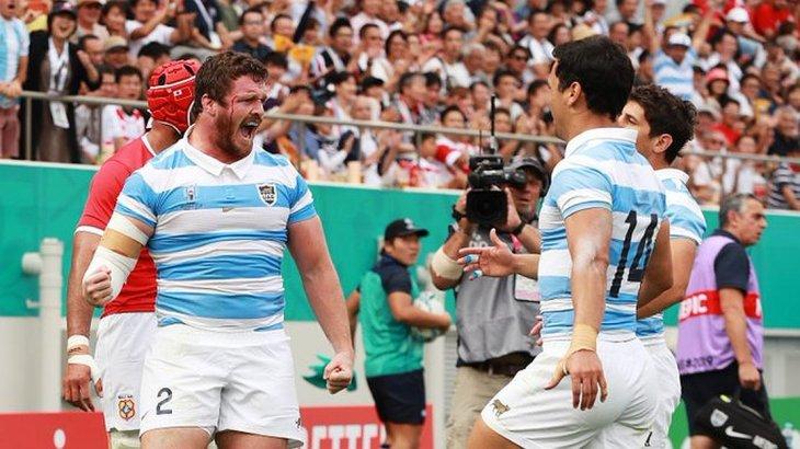 Los Pumas se llevaron la victoria frente a Tonga por 28-12 en el Mundial de Rugby de Japón