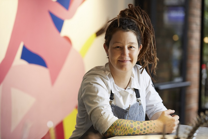 Carolina Bazan nombrada Latin America's Best Female Chef 2019