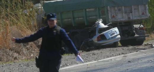 Tragedia en la Ruta 40: quiénes eran los cinco amigos que murieron al chocar con un camión en Mendoza