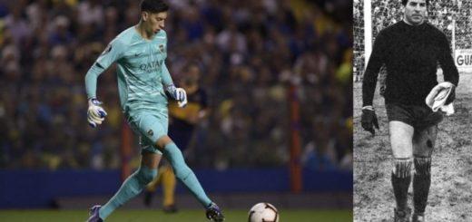 Superclásico: en el Monumental, Esteban Andrada se quedó con el récord de valla invicta de la historia de Boca