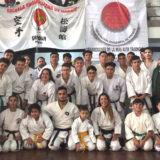 Karate: la JKA otorgó el sexto Dan al sensei Atilio Acosta