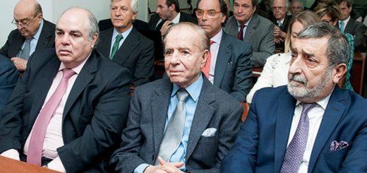 Contrabando de armas: la Procuración pidió reabrir la causa contra Menem