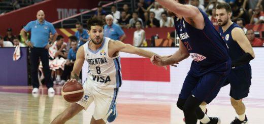 Argentina y Francia se enfrentan mañana desde las 9 en la semifinal del Mundial de básquet