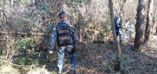 Intensa búsqueda por zonas rurales de un abuelo desaparecido hace una semana en Alberdi