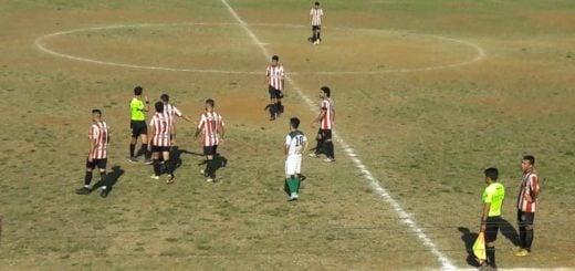 Por una nueva agresión a un árbitro, vuelven a suspender un partido de la Liga Posadeña