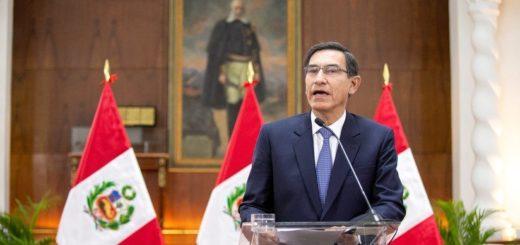 Crisis política en Perú: el presidente disolvió el Congreso