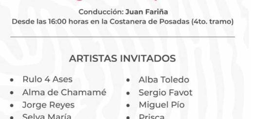 """Se realizará esta tarde """"El abuelazo"""" con presencia de varios cantantes y grupos de música regional"""