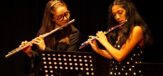 Un concierto de Flauta Traversa para la familia
