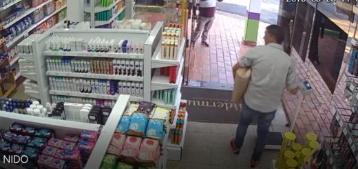 Robaron en una farmacia de Posadas dos latas de leche y un pañal