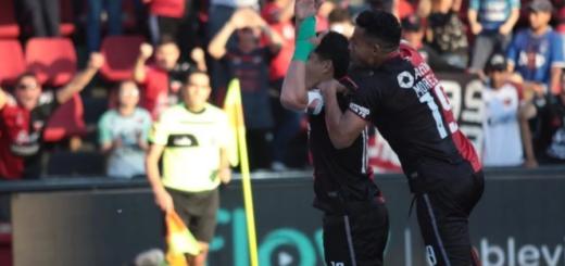 Superliga: San Lorenzo cayó en su visita a Santa Fe