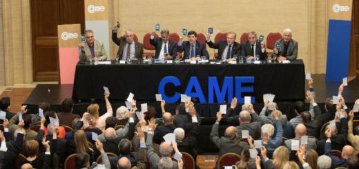 CAME le pidió al gobierno de Macri declarar la emergencia PyME