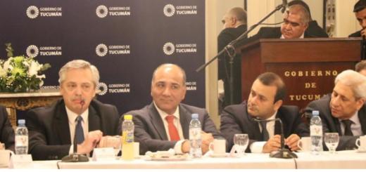 El gobernador electo de Misiones Oscar Herrera Ahuad y el de Tucumán Juan Manzur integrarán avanzada de Alberto Fernández a Estados Unidos