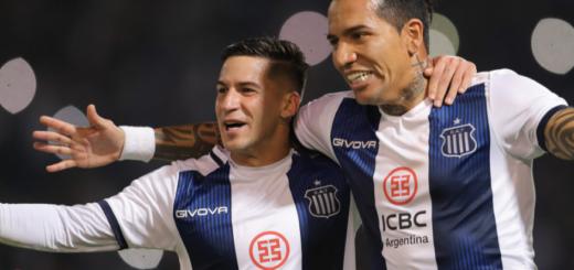Superliga: Talleres le dio otro golpe al Gimnasia de Maradona
