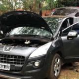 Un grupo comando robó un camión blindado con tres millones de pesos en la puerta de un banco en Buenos Aires