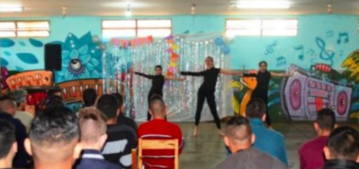 Se realizaron actividades por el Día de la Primavera en el Correccional de Menores