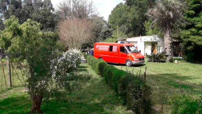 Crimen en Entre Ríos: investigan la muerte de un hombre que habría sido hallado con las manos atadas