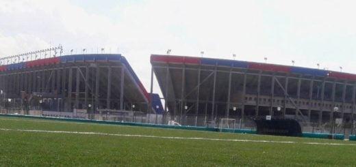 Entraron a robar al estadio de San Lorenzo: se llevaron ropa deportiva y televisores