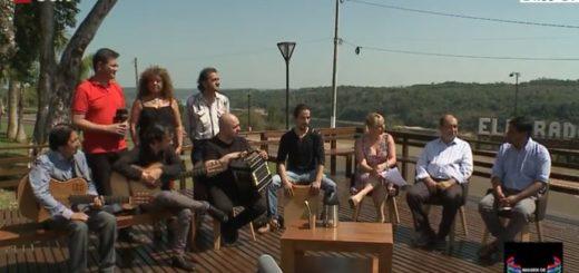 """El programa """"Imagen de Trabajo"""" del canal C5N transmitió en vivo desde Eldorado los festejos por su centenario"""