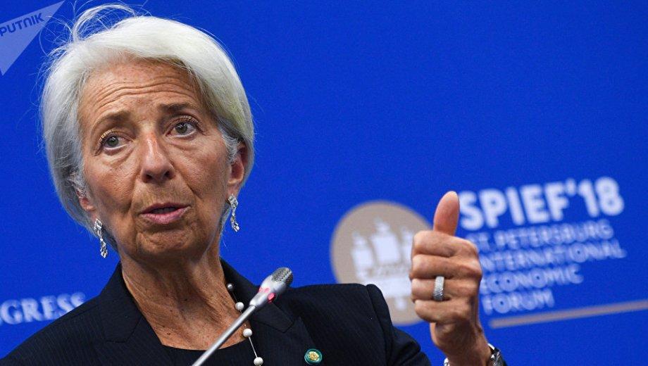 Lagarde afirmó que «sin la ayuda del FMI la situación en la Argentina sería peor»