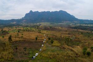 Paraguay: lanzaron una campaña nacional de plantación masiva de árboles en acción para mitigar los daños de los incendios en el Pantanal Paraguayo