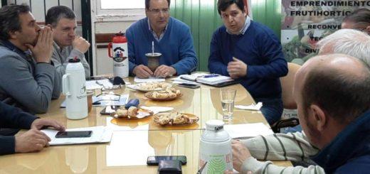 """""""La CoProCit trabaja para lograr igualdad de condiciones con las otras provincias citrícolas"""" expreso Mazal"""