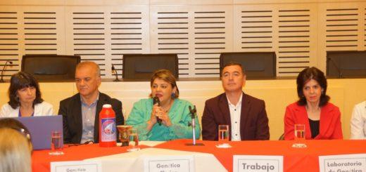 Se reunió en la Legislatura el equipo del Instituto de Genética Humana de Misiones