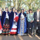 Con el tradicional desfile, arrancó la Fiesta Nacional del Inmigrante en Oberá: galería de fotos