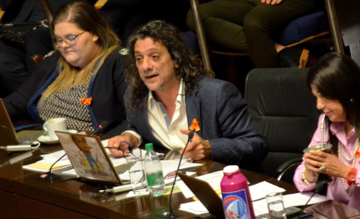 """Daniel Durán: """"En Misiones hay que promover proyectos responsables y debatir sobre medidas que fomenten la industria forestal, no avanzar hacia su extinción masiva"""""""