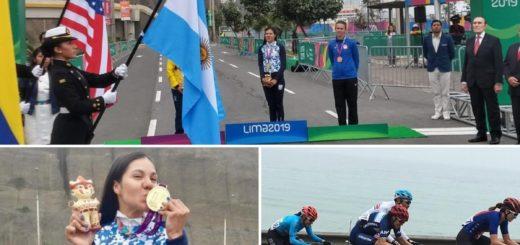 Passalacqua felicitó a Mariela Delgado por su medalla de oro en los Parapanamericanos