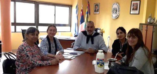 Eldorado trabaja en la puesta en marcha del Sistema Provincial de Casas Refugio