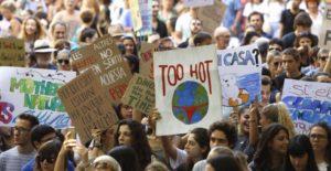 Marcha por el clima: jóvenes reclamarán políticas para proteger al medio ambiente