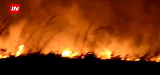 Varios distritos de Itapúa están siendo afectados por incendios forestales: ayer se registraron 600 focos