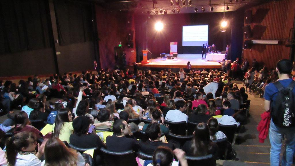 Se realizó la V Jornada de Prevención del Suicidio y su relación con los Medios de Comunicación