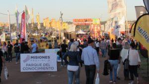 Con una multitud de visitantes, cerró la 14° edición de la Feria Forestal Argentina