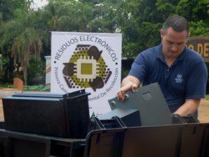 """Iguazú: presentarán el proyecto """"Tus Residuos Electrónicos, Nuevos Recursos"""" y el primer Taller de Reciclado de la EPET N°4"""