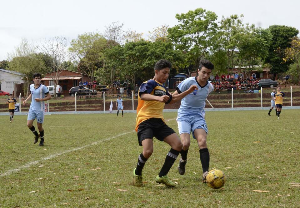 Continúan las finales de los Juegos Deportivos Misioneros en toda la provincia